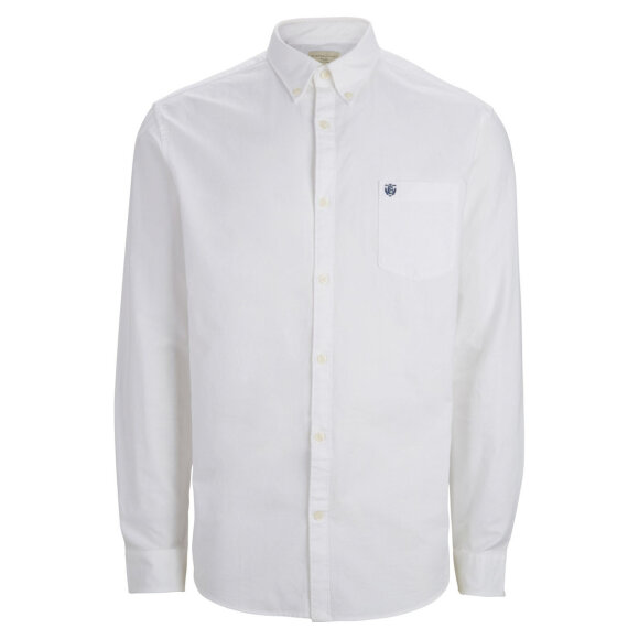 Selected Homme - Selected Oxford skjorte collect hvid