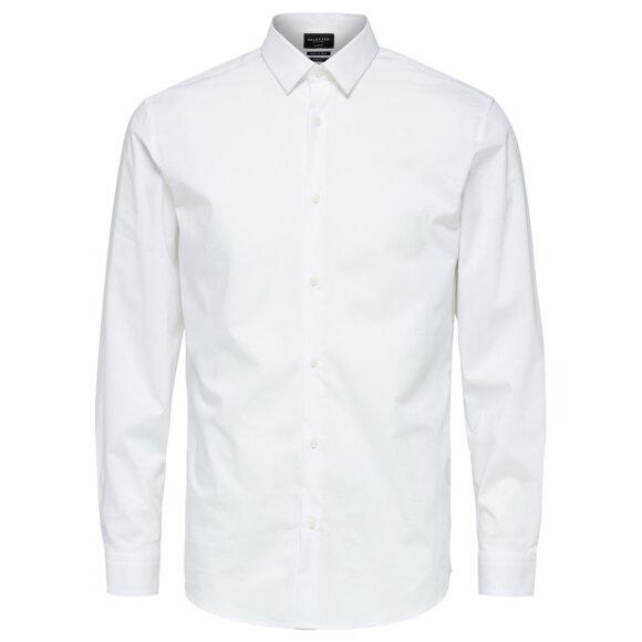 Selected Homme - Selected Skjorte Slim Preston