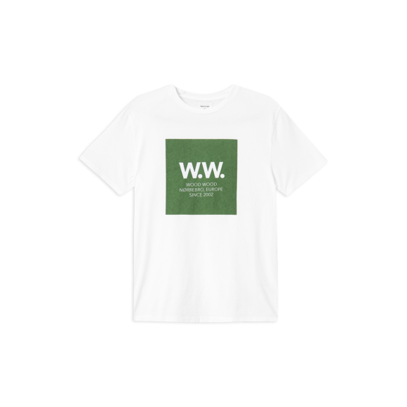 Wood Wood - WoodWood T-shirt Square
