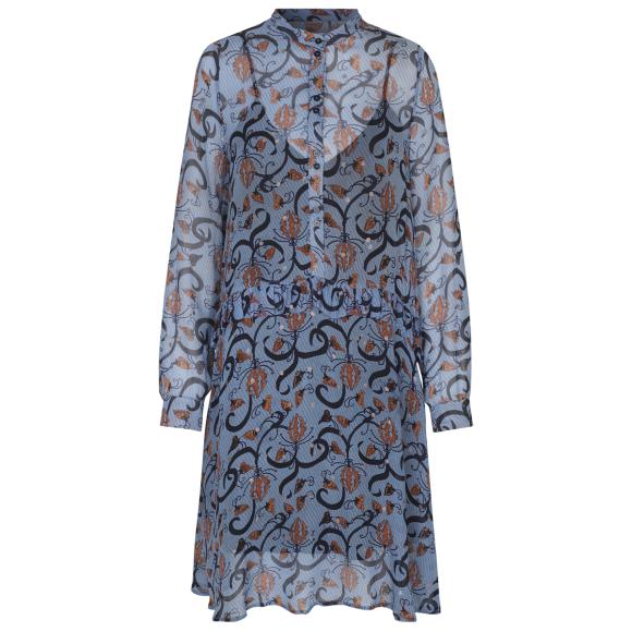 Munthe - Munthe kjole alyssa 37 indigo