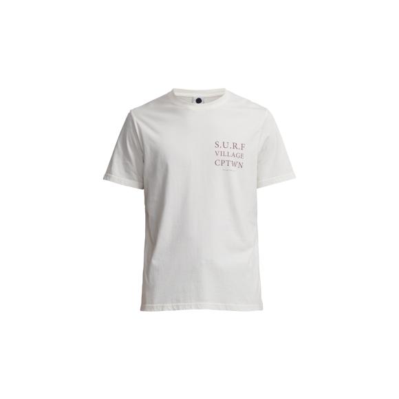 NN07 - NN07 t-shirt Mauro print 3234