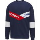 Tommy Jeans - Tommy Jeans Sweat Chevron Crew