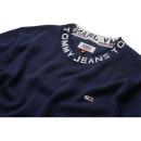 Tommy Jeans - Tommy Jeans Strik Neck Logo
