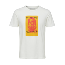 Selected Homme - Selected t-shirt Rolling Stone