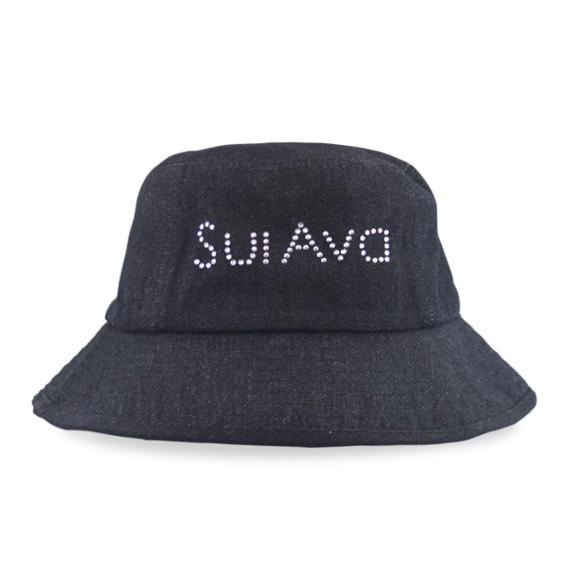 Sui Ava - Britney Denim Buckethat Sui Ava