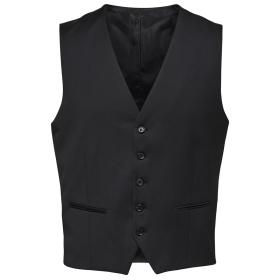 Selected Homme - Mylobill Navy Waistcoat Selected Homme