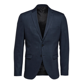 State Flex Blazer Selected Homme