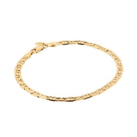 Carlo Bracelet Gold Maria Black