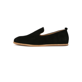 Royal Republiq - Evo Suede Loafer Black