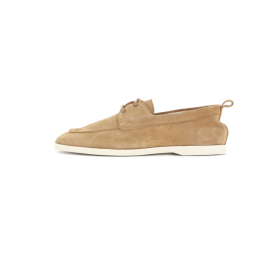 Royal Republiq - Wave Suede Loafer Camel
