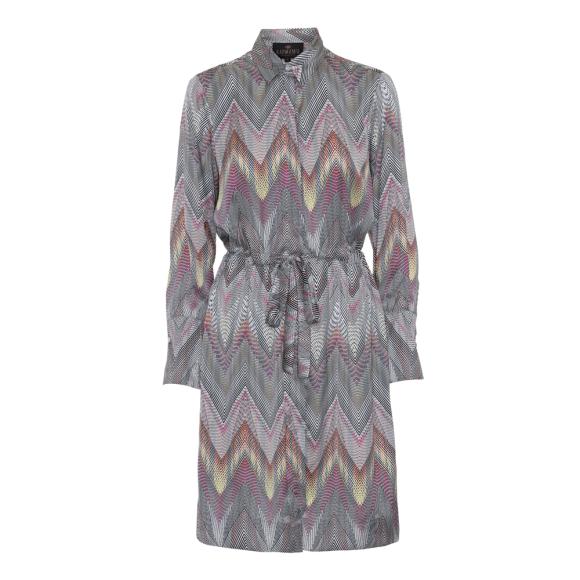 Karmamia - Nakita Chevron Dress