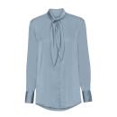 Ribbon Dove Blue Shirt Karmamia