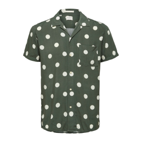 Dot Shirt Selected Homme
