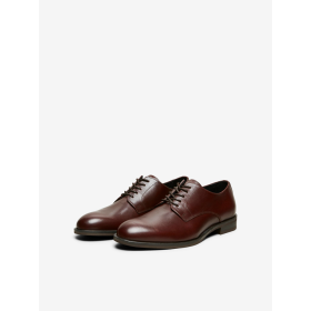 Louis Leather Derby Shoe Selected Homme