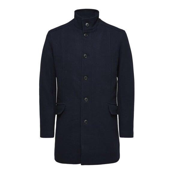Morrison Wool Coat Selected Homme