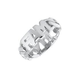 Family Ring Silver Maria Black