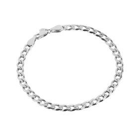 Forza Bracelet Silver Maria Black