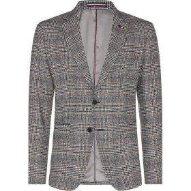 Check Slim Fit Blazer Tommy Tailored