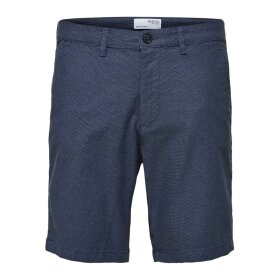 Miles Flex Mix Shorts Selected Homme