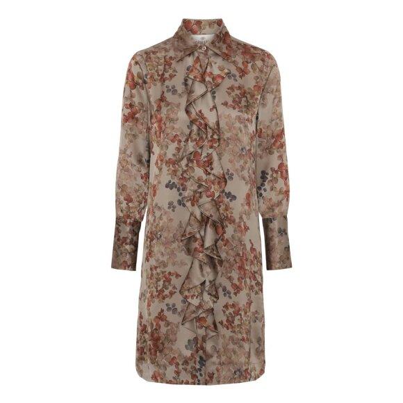 Ruffle Kimono Short Karmamia
