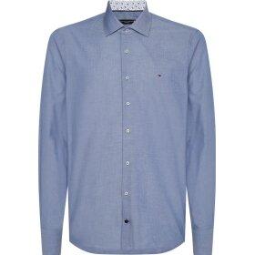 MW16486 Poplin Slim Shirt Tommy Hilfiger Tailored
