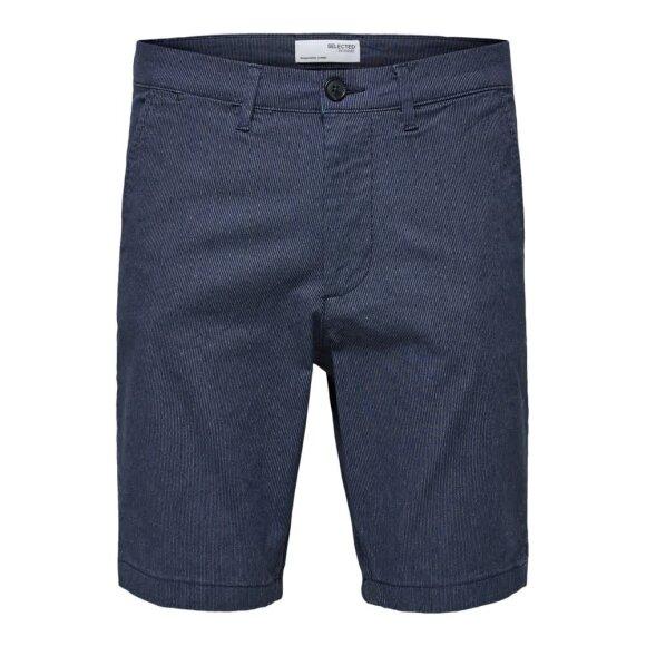 Miles Flex Mix Shorts Selected Homme