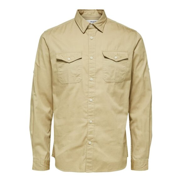 River Shirt Selected Homme