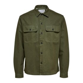 Manni Overshirt Loose Selected Homme
