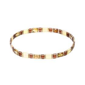 Palma Bracelet Sui Ava Golden Brown