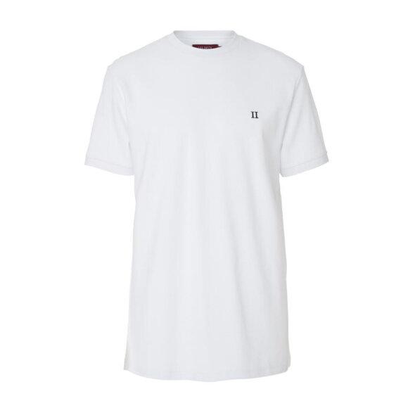 les Deux - t-shirt pique white
