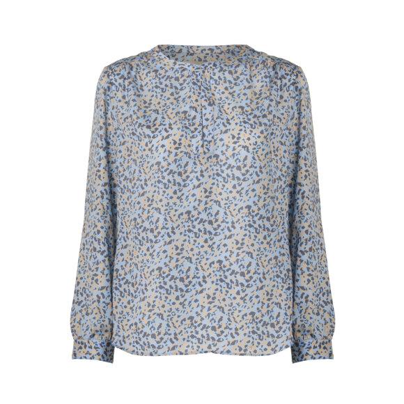 Fine Cph - Goldenia V-Neck Bluse Plus Fin